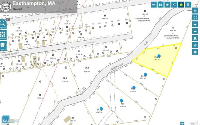 Lot 6 Reservation Road, Easthampton, MA 01027 (MLS #72536645) :: NRG Real Estate Services, Inc.