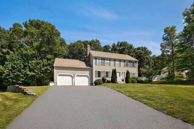 10 Heather Ln, Plainville, MA 02762 (MLS #72536652) :: Westcott Properties