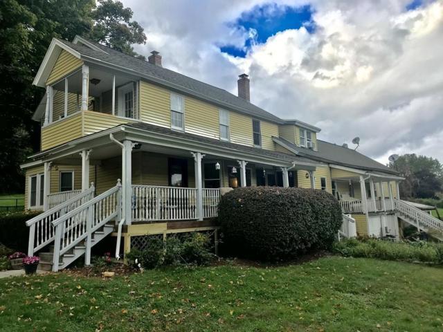 112 Main St, Blandford, MA 01008 (MLS #72536681) :: Kinlin Grover Real Estate