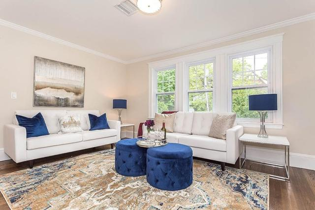 102 Gloucester St #2, Arlington, MA 02476 (MLS #72536692) :: Team Patti Brainard