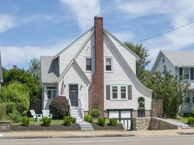 272 Sea Street, Quincy, MA 02169 (MLS #72536722) :: Westcott Properties