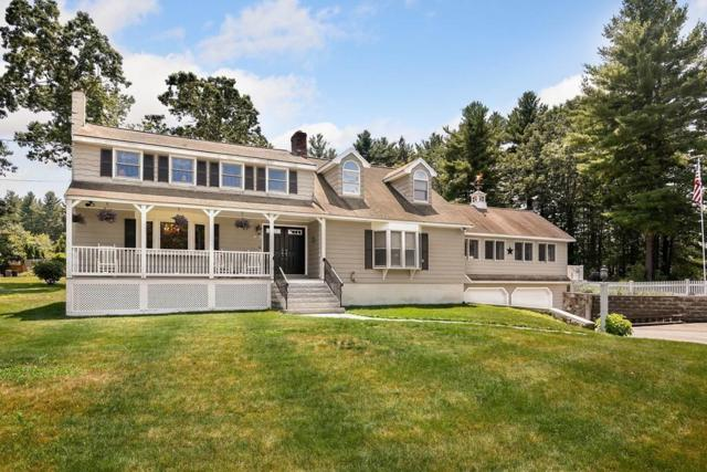 14 Donna Dr, Tewksbury, MA 01876 (MLS #72536726) :: The Gillach Group