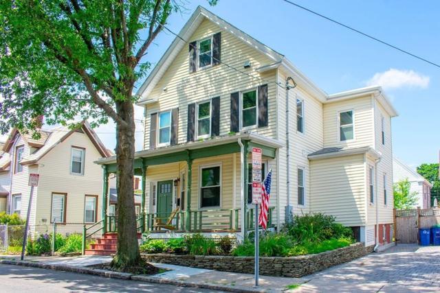 9 Sunnyside Ave, Somerville, MA 02145 (MLS #72536792) :: EdVantage Home Group