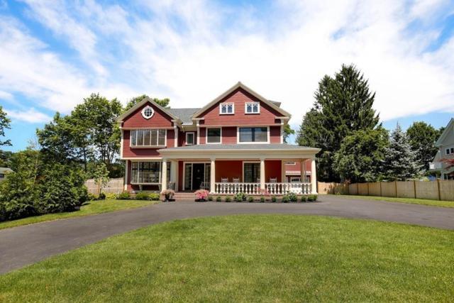 15 Grove Street, Winchester, MA 01890 (MLS #72536796) :: Westcott Properties