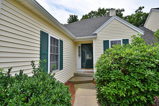 14D Millers Way #14, Sutton, MA 01590 (MLS #72536822) :: Apple Country Team of Keller Williams Realty