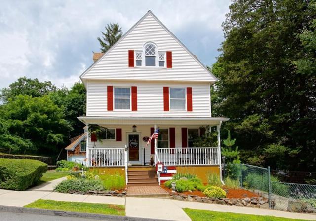 16 Isabella St, Worcester, MA 01603 (MLS #72536837) :: Trust Realty One