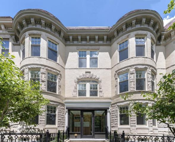 1240 Beacon Street #4, Brookline, MA 02446 (MLS #72536879) :: The Muncey Group