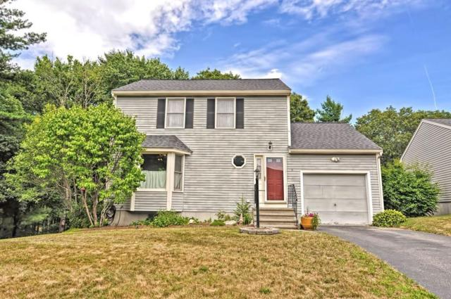 9 Country Side Rd #9, Bellingham, MA 02019 (MLS #72536894) :: Apple Country Team of Keller Williams Realty