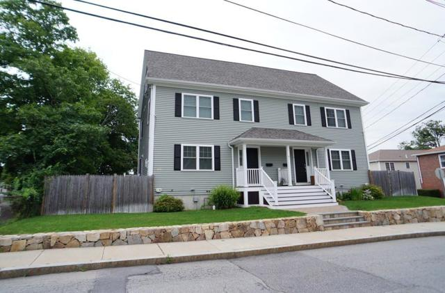 21 Hall Street #1, Waltham, MA 02453 (MLS #72536898) :: Apple Country Team of Keller Williams Realty