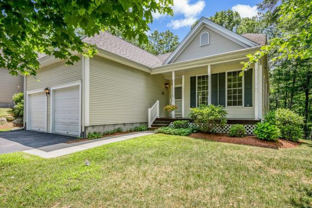 12 Summerfield Drive #24, Grafton, MA 01560 (MLS #72536902) :: Primary National Residential Brokerage