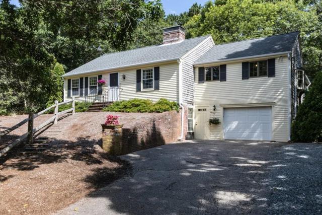 183 Wayside Dr, Brewster, MA 02631 (MLS #72536918) :: Kinlin Grover Real Estate