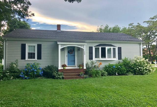 163 Middle, Acushnet, MA 02743 (MLS #72536920) :: The Russell Realty Group