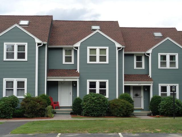 551 Hildreth Street #28, Dracut, MA 01826 (MLS #72536925) :: The Russell Realty Group