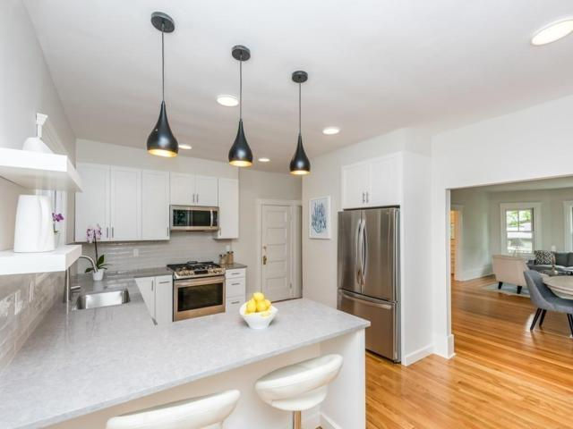 62 Atherton #1, Brookline, MA 02446 (MLS #72536937) :: The Muncey Group
