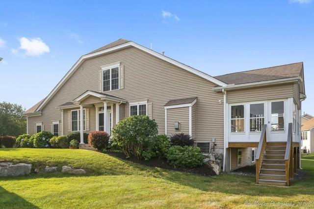 3 Pimpernel Circle #26, Georgetown, MA 01833 (MLS #72536985) :: DNA Realty Group