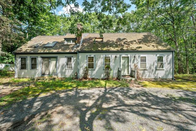 1030 Forest St., Marshfield, MA 02050 (MLS #72537037) :: Kinlin Grover Real Estate