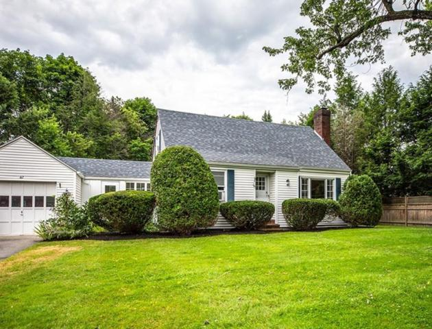 42 Bannister Rd, Andover, MA 01810 (MLS #72537040) :: Apple Country Team of Keller Williams Realty