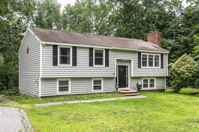 114 Garrison Road, Chelmsford, MA 01824 (MLS #72537041) :: The Russell Realty Group
