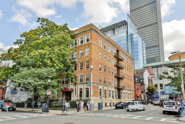 282 Newbury #10, Boston, MA 02116 (MLS #72537087) :: The Russell Realty Group
