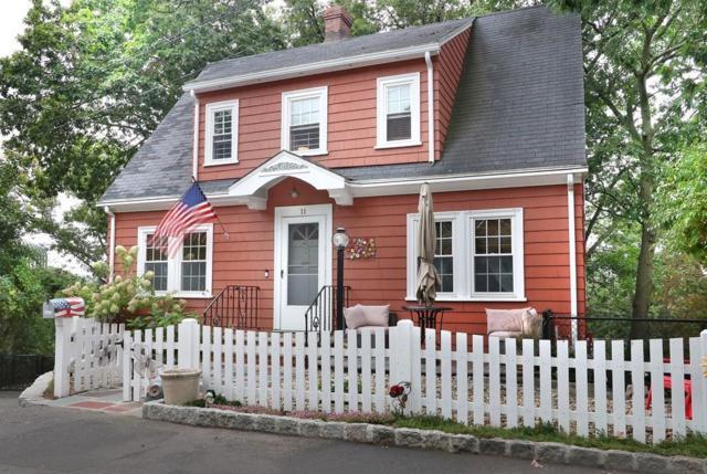 11 Clarence Terrace, Malden, MA 02148 (MLS #72537189) :: Team Patti Brainard