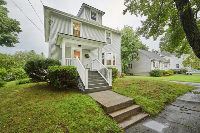 33 Stetson St., Haverhill, MA 01835 (MLS #72537220) :: Exit Realty
