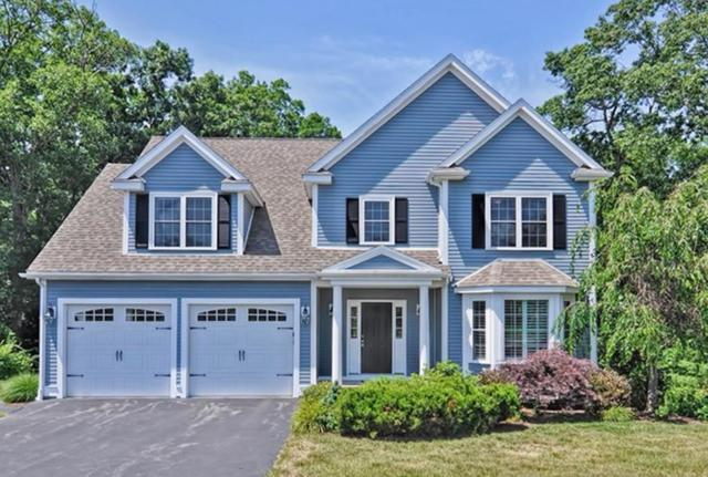 22 Canterberry Ln, Norfolk, MA 02056 (MLS #72537373) :: Westcott Properties