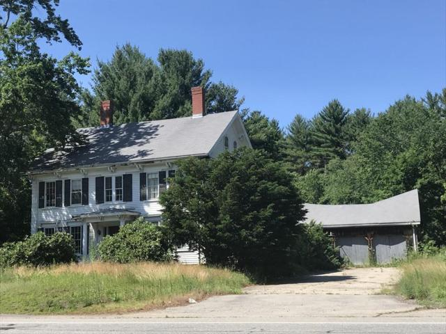 929 Haverhill Street, Rowley, MA 01969 (MLS #72537409) :: Compass