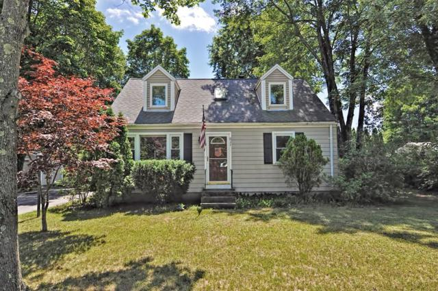 6 Cross Street, Plainville, MA 02762 (MLS #72537562) :: Anytime Realty