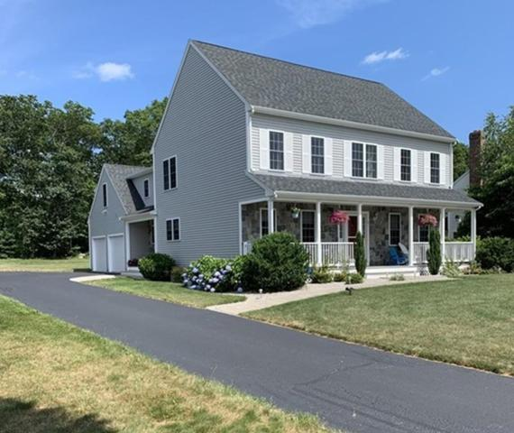 63 Broad St, Plainville, MA 02762 (MLS #72537601) :: Anytime Realty
