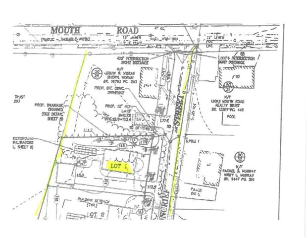 Lot 1 Moncrief Street, Amesbury, MA 01913 (MLS #72537608) :: Anytime Realty