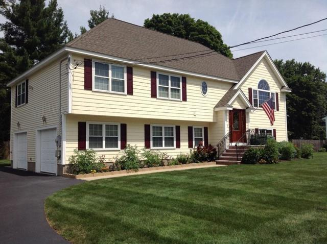 12 Quimby Ave., Woburn, MA 01801 (MLS #72537633) :: The Muncey Group
