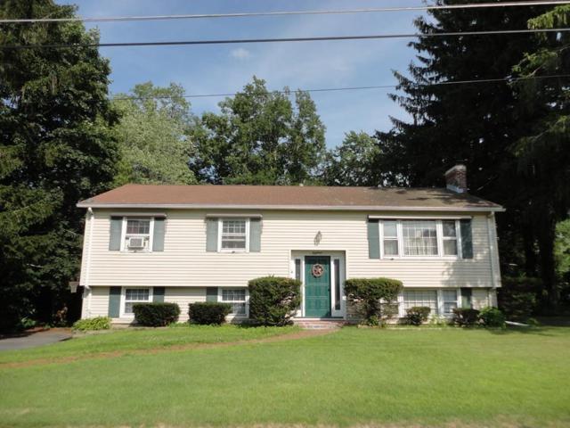 18 Westchester Drive, Auburn, MA 01501 (MLS #72537664) :: The Muncey Group