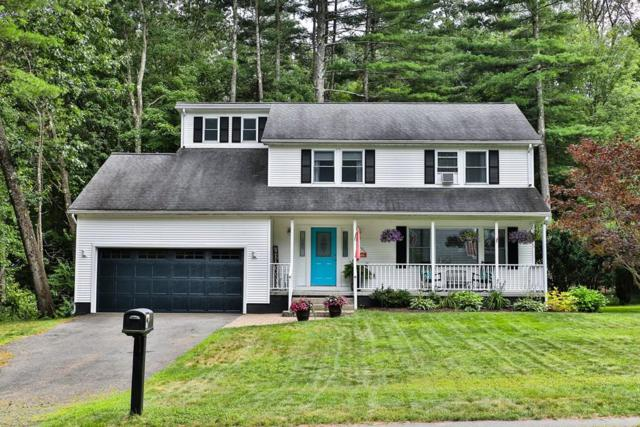 37 Pine Hill Rd, Easthampton, MA 01027 (MLS #72537707) :: Exit Realty