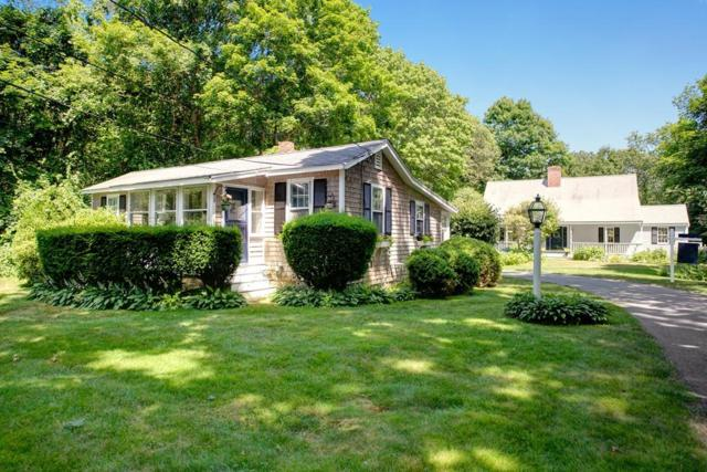 194 Pond Street, Barnstable, MA 02655 (MLS #72537725) :: The Gillach Group