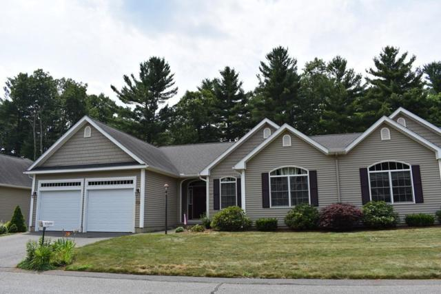 95 Tall Pines Rd #95, Hampden, MA 01036 (MLS #72537743) :: Trust Realty One