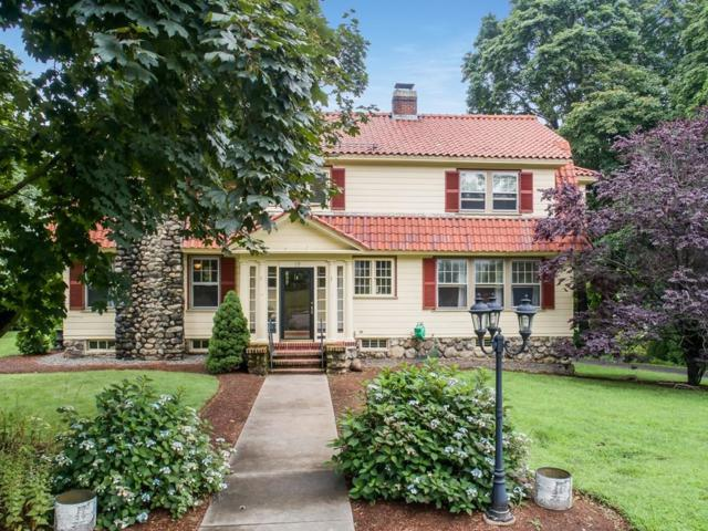 19 Sheffield Rd, Wakefield, MA 01880 (MLS #72537772) :: Sousa Realty Group