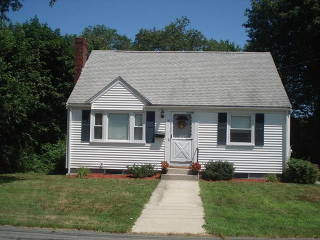 18 Althea Road, Randolph, MA 02368 (MLS #72537857) :: Trust Realty One