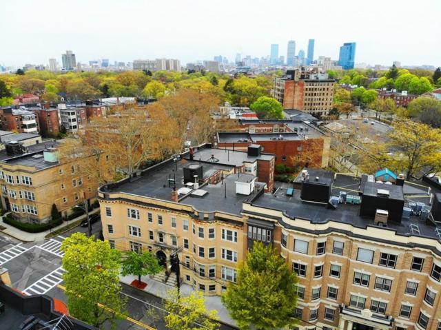 201 Saint Paul St #2, Brookline, MA 02446 (MLS #72538023) :: Charlesgate Realty Group