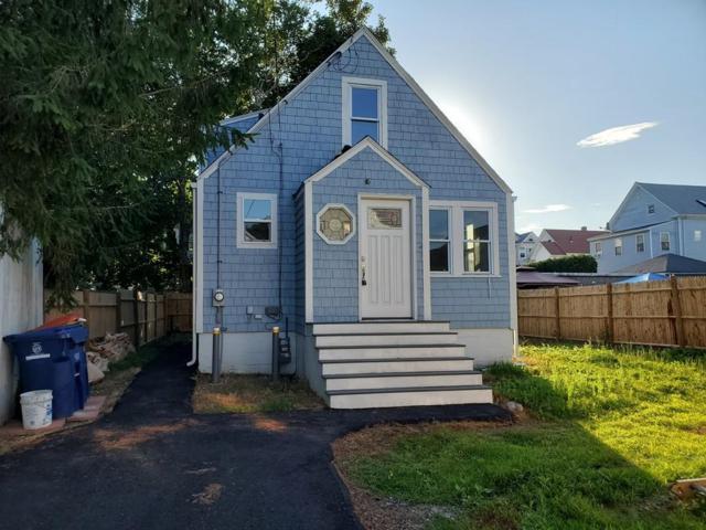 297-R Cedar St, New Bedford, MA 02740 (MLS #72538103) :: Westcott Properties
