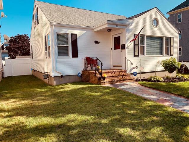 36 Capitol St, New Bedford, MA 02744 (MLS #72538104) :: Westcott Properties