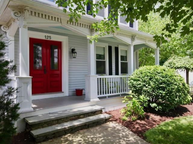 125 Berkley Street A, Taunton, MA 02780 (MLS #72538121) :: Westcott Properties
