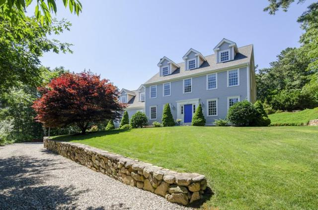 5 Fairfield Dr, Sandwich, MA 02537 (MLS #72538156) :: Westcott Properties