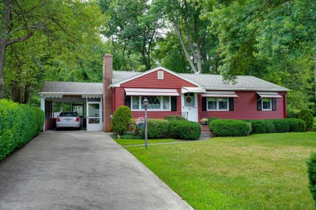 24 Leroy Dr, Burlington, MA 01803 (MLS #72538190) :: Welchman Torrey Real Estate Group