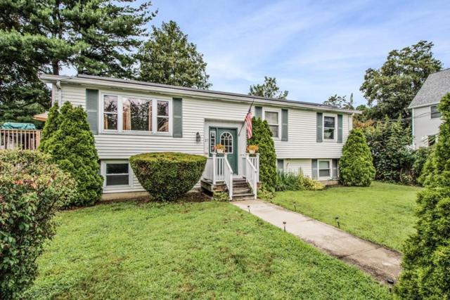 27 Lakeside Ave, Quincy, MA 02169 (MLS #72538261) :: Westcott Properties
