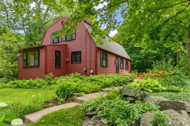81 Hubbardston Rd, Princeton, MA 01541 (MLS #72538296) :: Compass