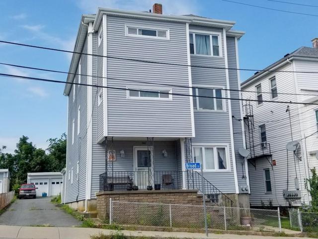 86 Broad St., Fall River, MA 02724 (MLS #72538300) :: Westcott Properties