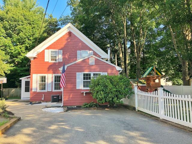 9 Washington St, North Reading, MA 01864 (MLS #72538359) :: Westcott Properties