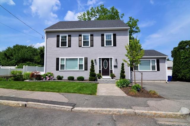 120 Lenox Street, Quincy, MA 02169 (MLS #72538380) :: Westcott Properties