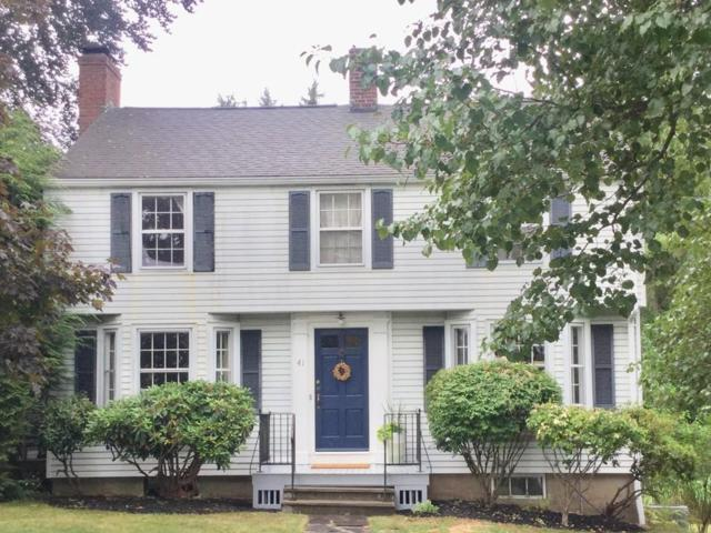 41 East St, South Hadley, MA 01075 (MLS #72538393) :: Trust Realty One