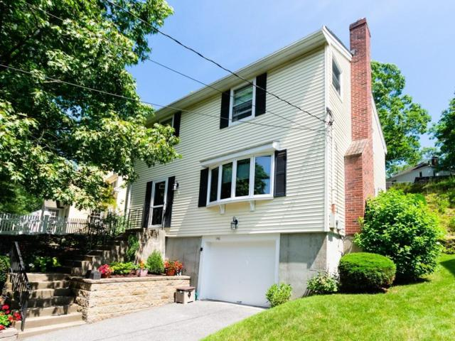 146 Hackensack Rd, Boston, MA 02467 (MLS #72538454) :: The Russell Realty Group